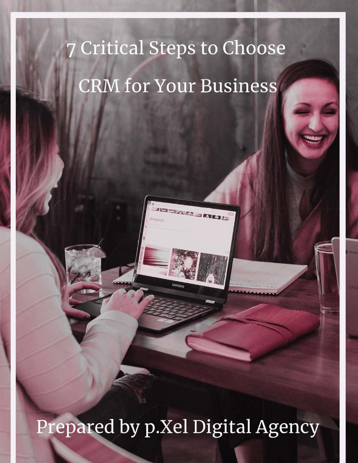 7 Steps to Choose a CRM
