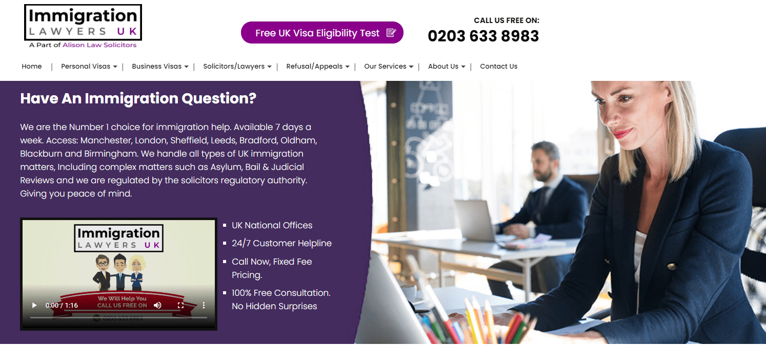 immigration lawyers uk