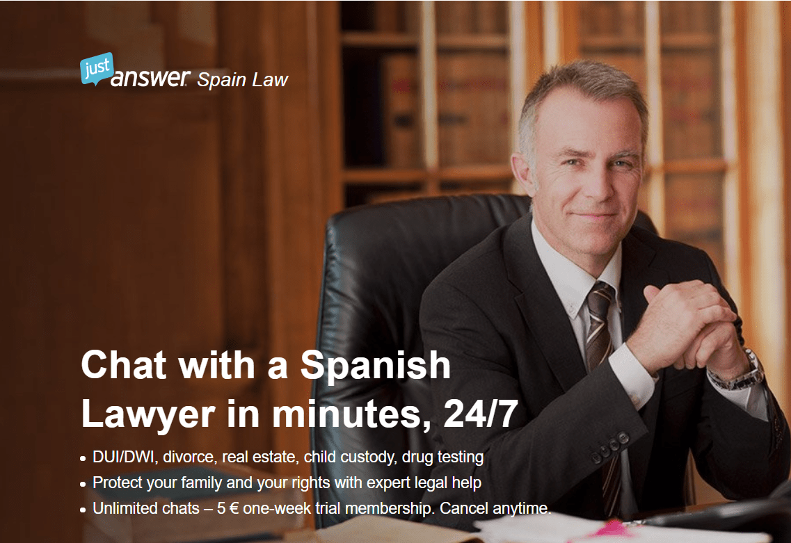 just answer legal hotline