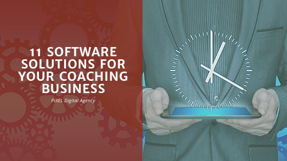 11 software solutions for your coaching business