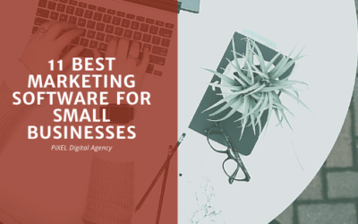 11 Best Marketing Software For Small Businesses